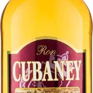 Cubaney Añejo Especial 3 ročný 38% 0,7l