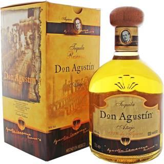 Don Agustín Anejo 38% 0,7l
