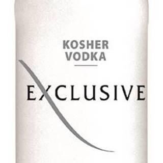 Exclusive Kosher Vodka 40% 0,7l