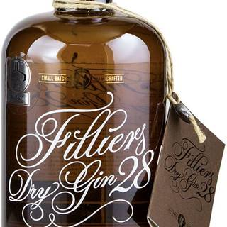 Filliers Dry Gin 28 46% 0,5l