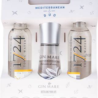 Gin Mare Duo Pack 42,7% 0,1l