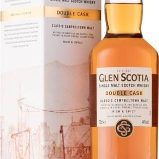 Glen Scotia Double Cask 46% 0,7l