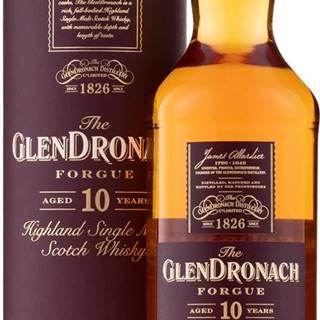 GlenDronach Forgue 10 ročná 1l 43%