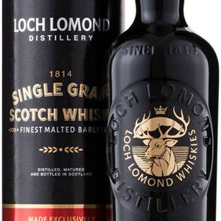Loch Lomond Single Grain 46% 0,7l