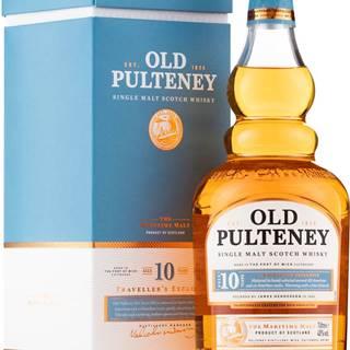 Old Pulteney 10 ročná 1l 40%