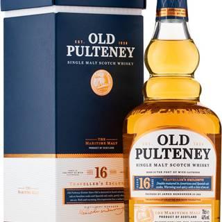 Old Pulteney 16 ročná 46% 0,7l