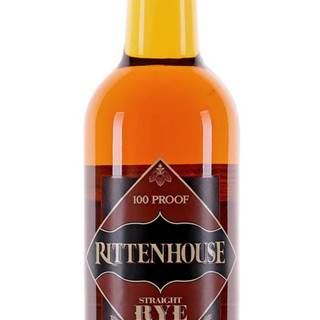RittenhoStraight Rye Whisky 50% 0,7l