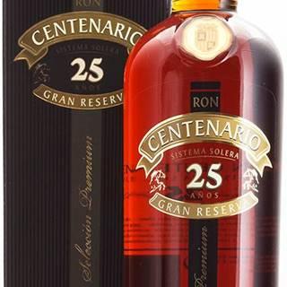 Ron Centenario Gran Reserva 25 ročný 40% 0,7l