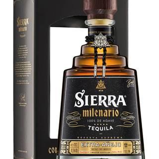 Sierra Milenario Extra Aňejo 41,5% 0,7l
