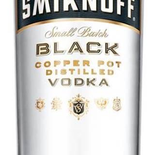 Smirnoff Black 40% 0,7l