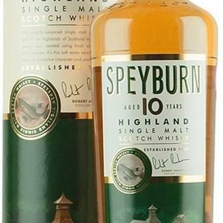 Speyburn 10 ročná 40% 0,7l