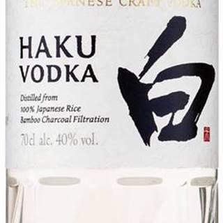 Suntory Haku Vodka 43% 0,7l