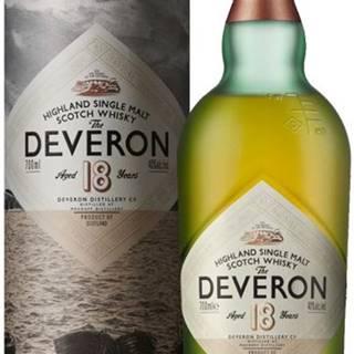 The Deveron 18 ročná 40% 0,7l