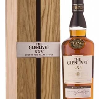 The Glenlivet XXV. 25 ročná 43% 0,7l
