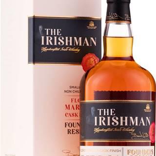 The Irishman Founders Reserve Marsala Cask Finish 46% 0,7l