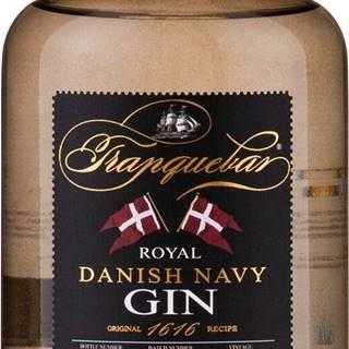 Tranquebar Navy Gin 52% 0,7l