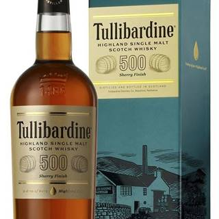 Tullibardine 500 Sherry Finish 43% 0,7l