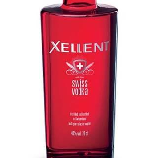 Xellent Swiss Vodka 40% 0,7l