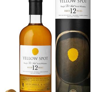 Yellow Spot 12 ročná 46% 0,7l