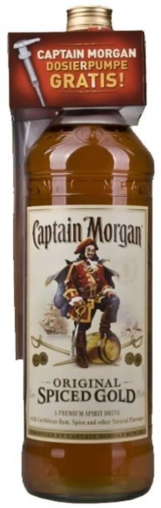 Captain Morgan Captain Morgan Spiced Gold 3l 35%