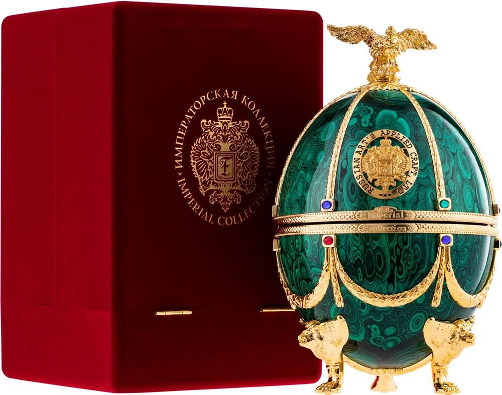 Carskaja Carskaja Imperial Collection Faberge Smaragd 40% 0,7l