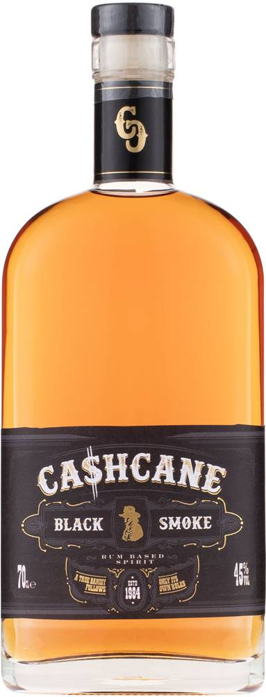 CashCane Cashcane Black Smoke 45% 0,7l