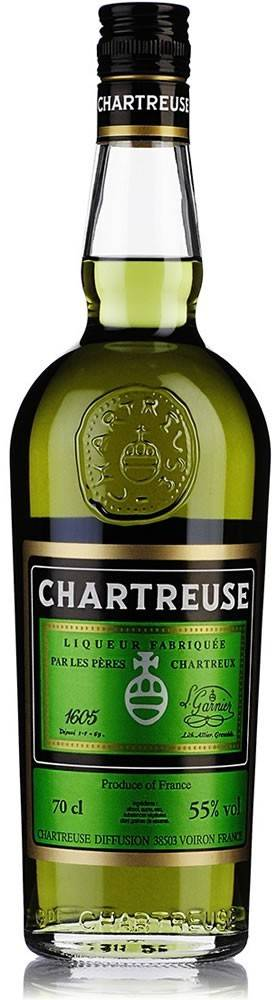 Chartreuse ChartreVerte 55% 0,7l