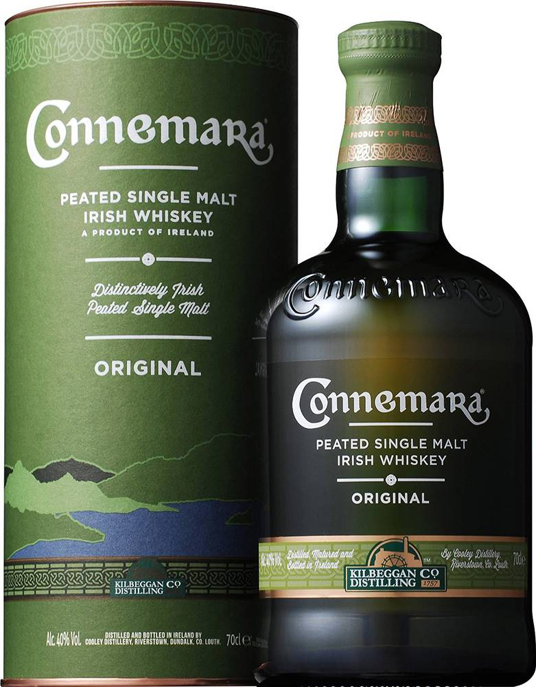 Connemara Connemara Peated 40% 0,7l