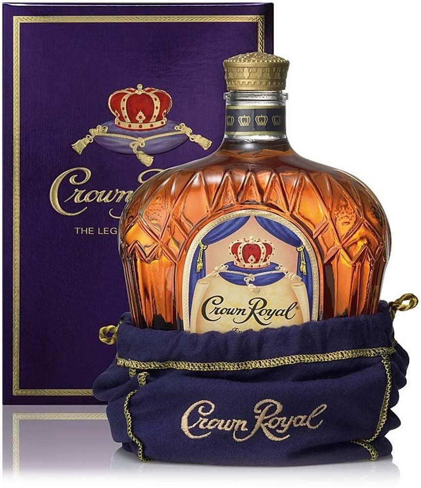 Crown Royal Crown Royal 1l v kartóniku 40%