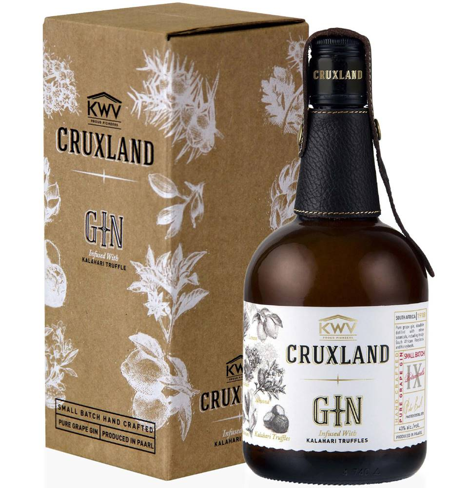 Cruxland Cruxland Gin 1l 43%