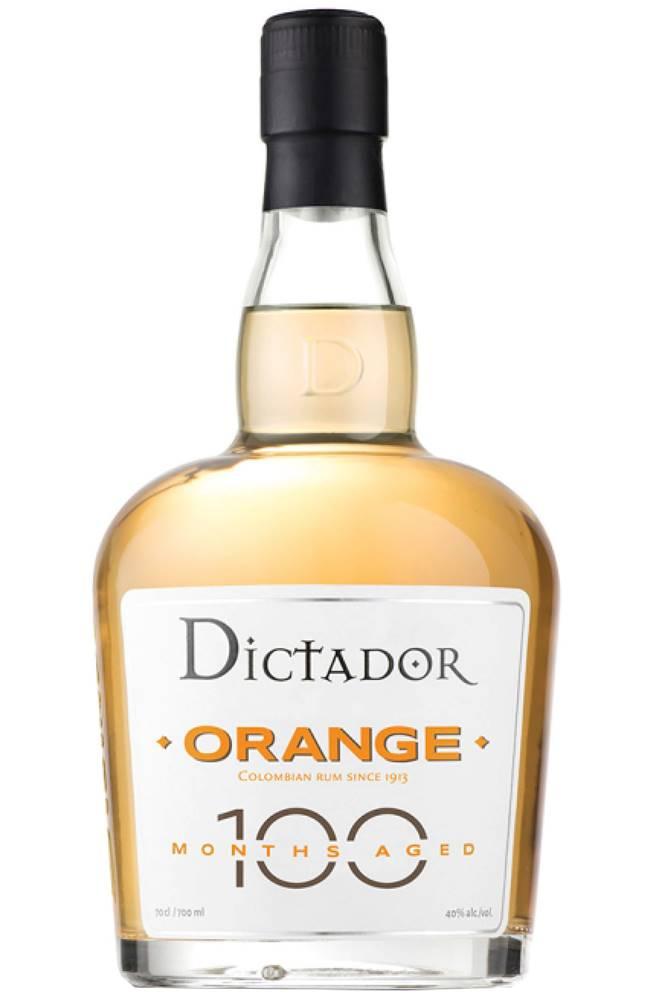 Dictador Dictador Orange 100 Months Aged 40% 0,7l