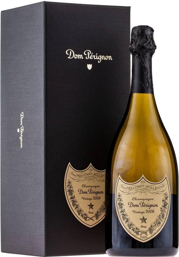 Dom Pérignon Dom Perignon Vintage 2008 Darčekové balenie  12,5% 0,75l