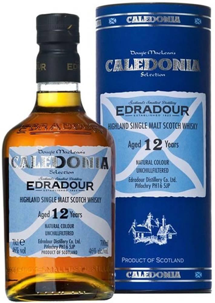 Edradour Edradour Caledonia 12 ročná 46% 0,7l