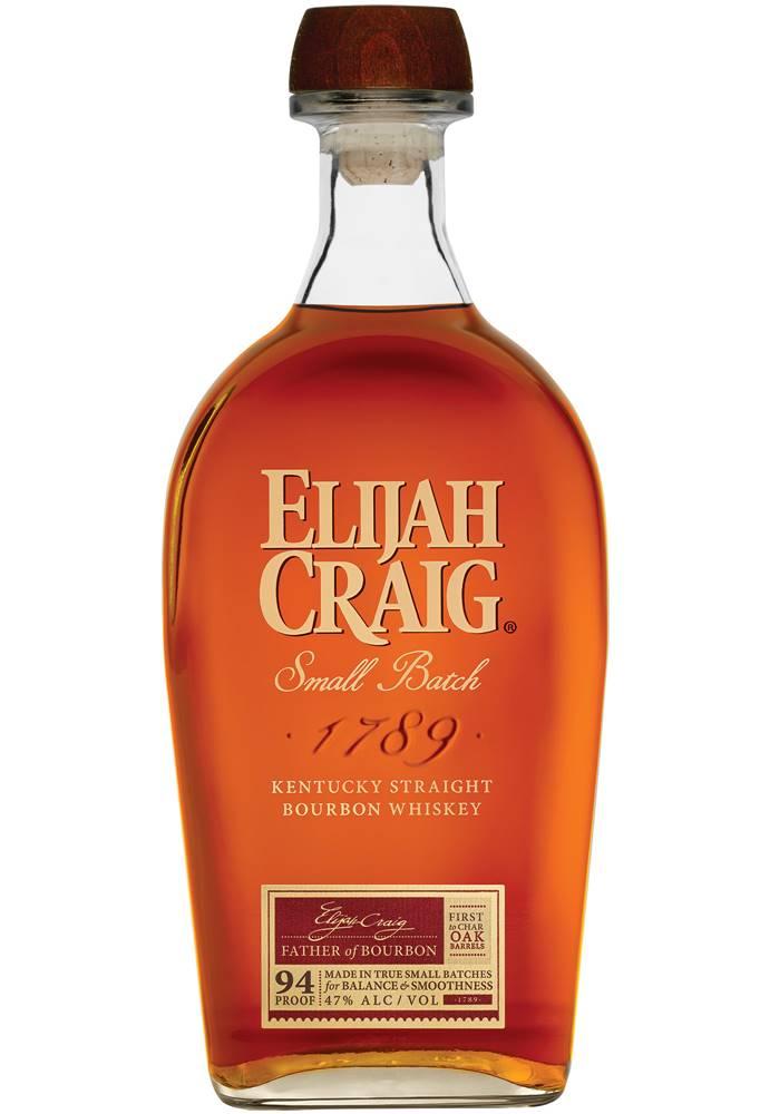 Elijah Craig Elijah Craig Small Batch 47% 0,7l