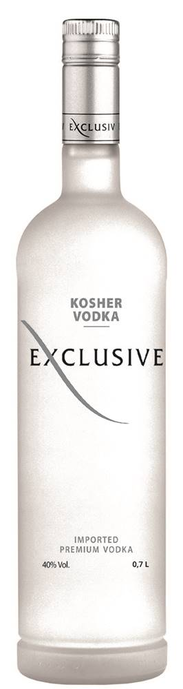 Exclusive Exclusive Kosher Vodka 40% 0,7l