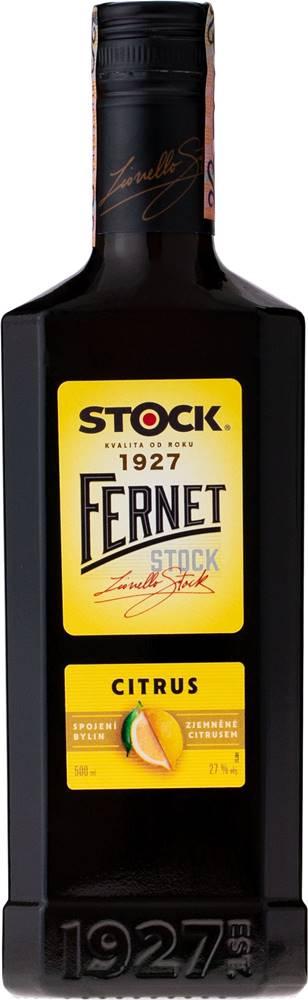 Fernet Stock Fernet Stock Citrus 0,5l 27%