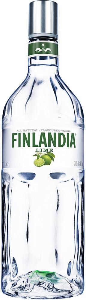 Finlandia Finlandia Lime 1l 37,5%