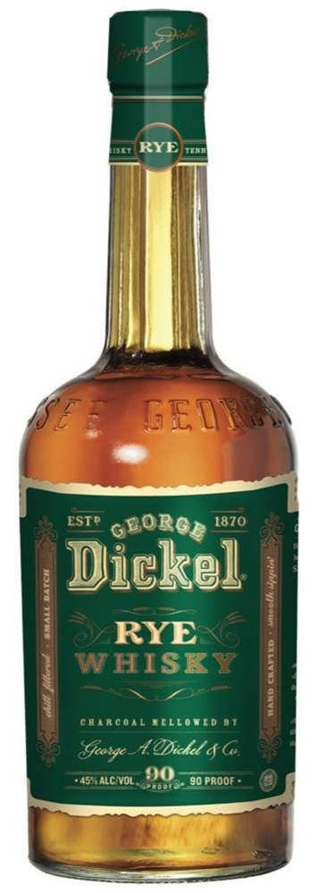 George Dickel George Dickel Rye 45% 1l