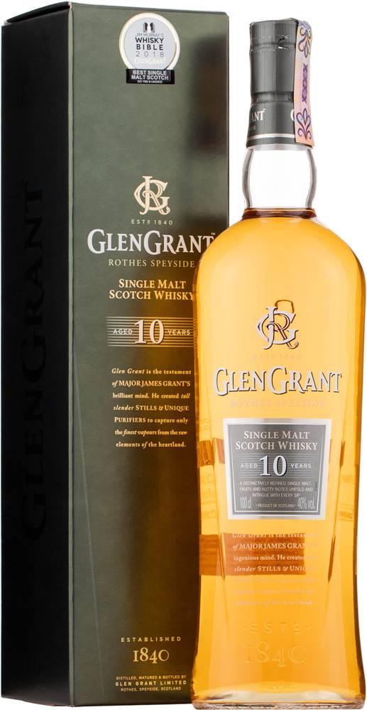 Glen Grant Glen 10 ročná 1l 40%