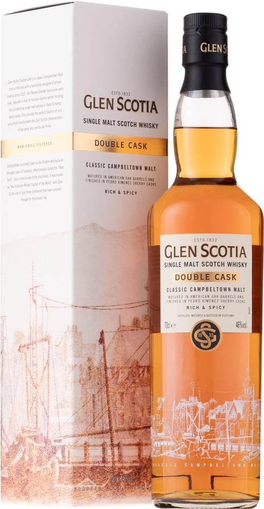 Glen Scotia Glen Scotia Double Cask 46% 0,7l