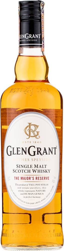 Glen Grant Glen The Major&