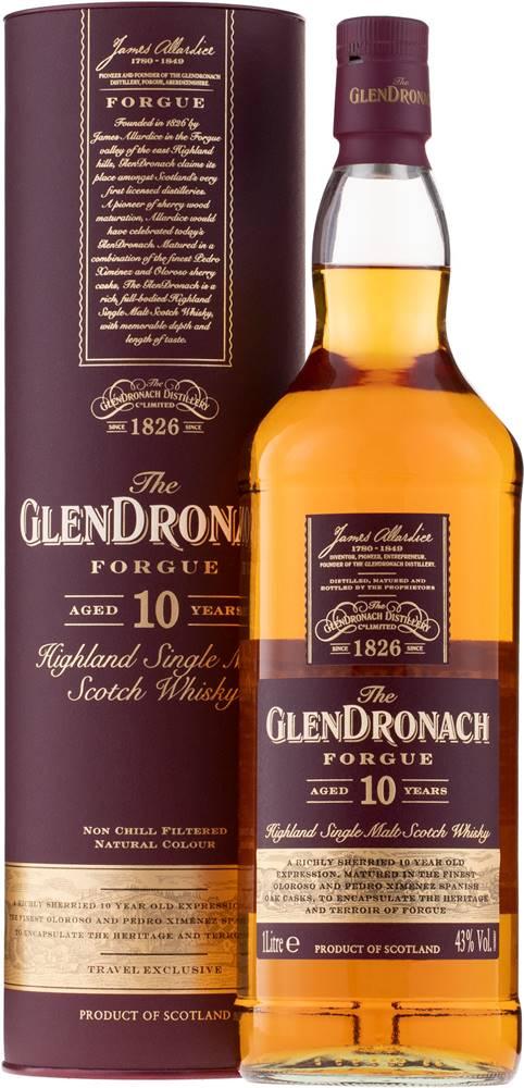 GlenDronach GlenDronach Forgue 10 ročná 1l 43%