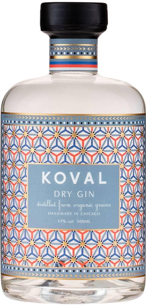 Koval Koval Gin 47% 0,5l