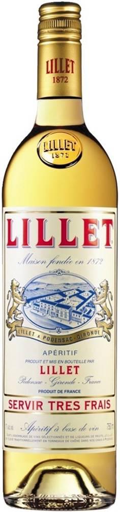 Lillet Lillet Blanc 17% 0,75l