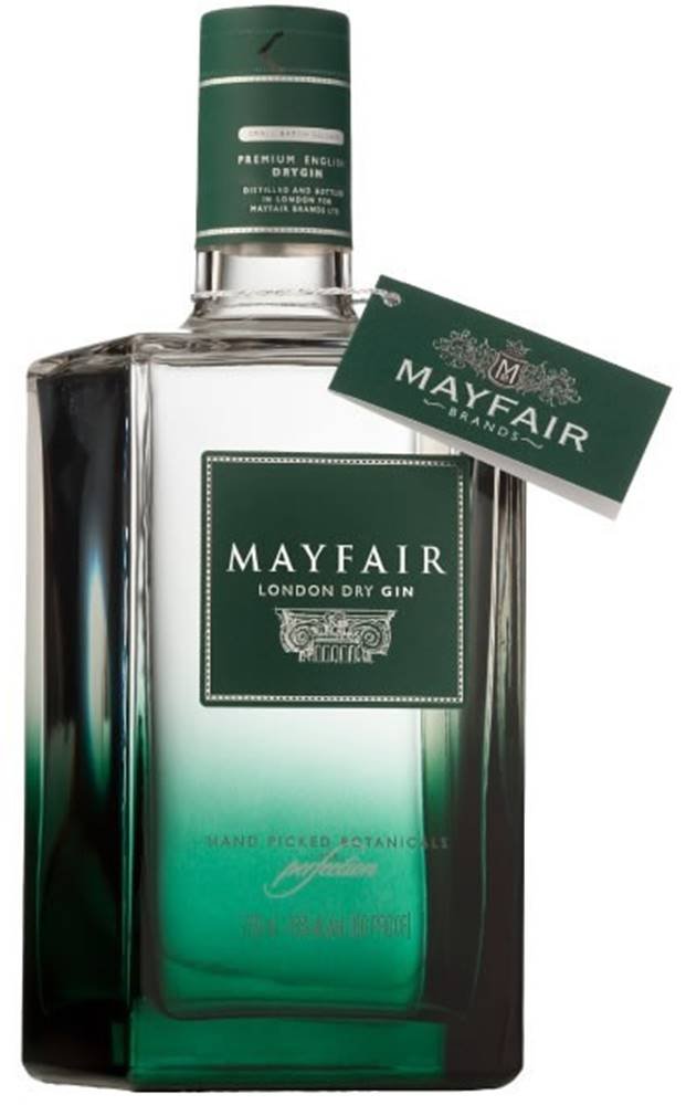 Mayfair Mayfair Gin 40% 0,7l