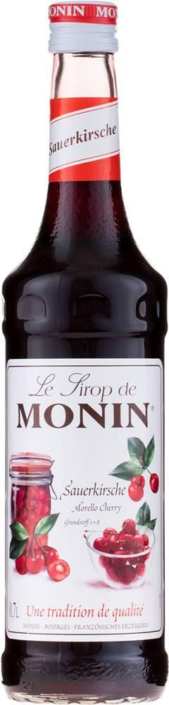 Monin Monin Kirsche (čerešňa) 0,7l