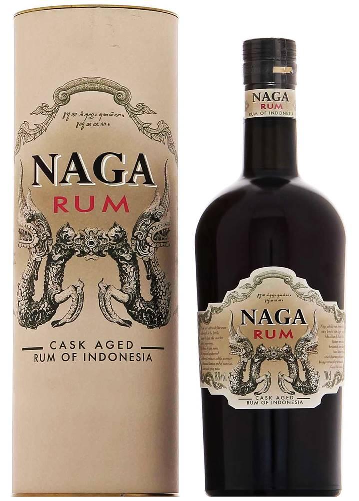 Naga Rum Naga Rum 40% 0,7l