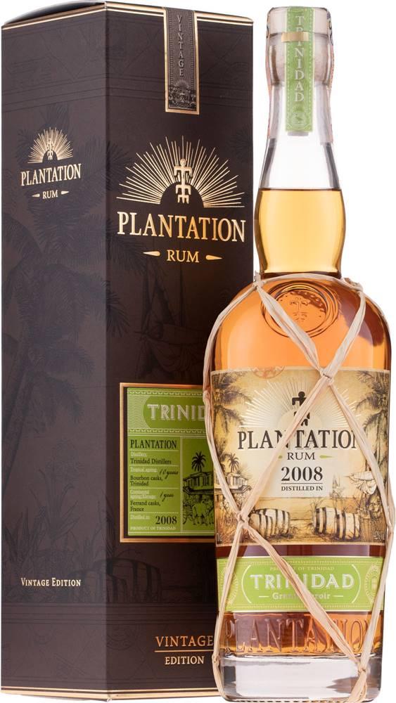 Plantation Plantation Trinidad 2008 42% 0,7l