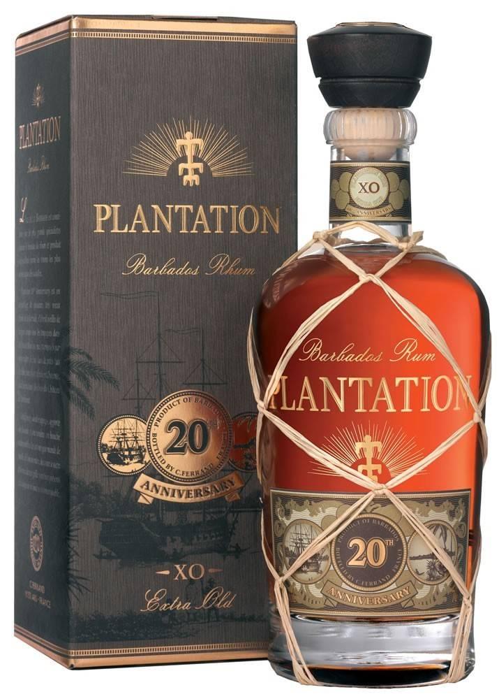 Plantation Plantation XO 20th Anniversary 40% 0,7l