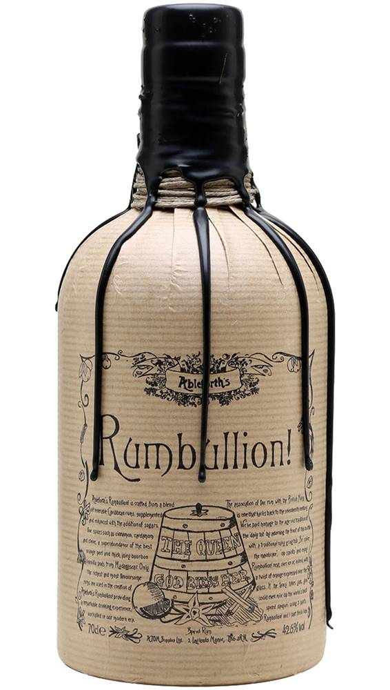 Professor Cornelius Ampleforth Rumbullion! 42,6% 0,7l